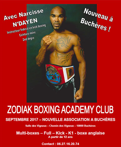 affiche-zodiak-boxing-academy-club-bucheres-association